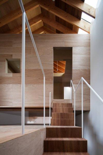 建築実例:熊取の住宅