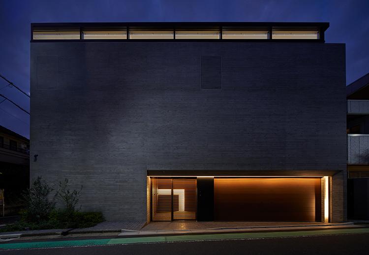 建築実例:O邸外観