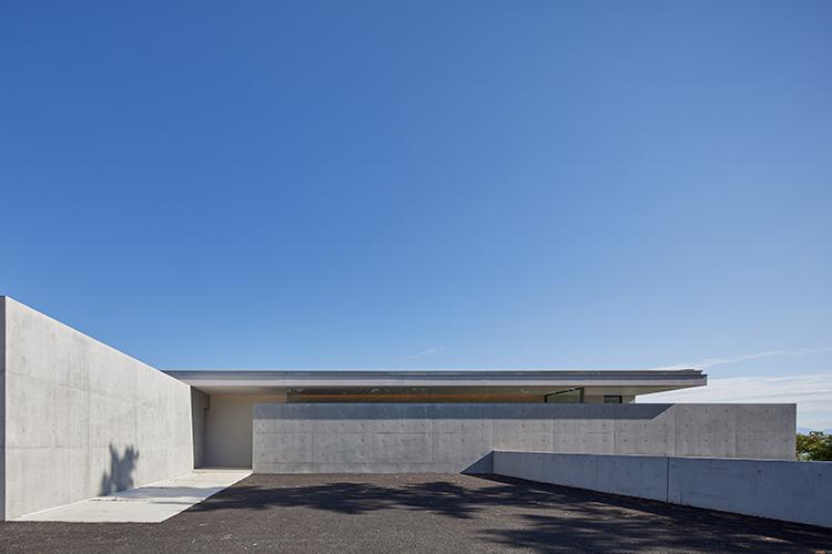 建築実例:M邸外観