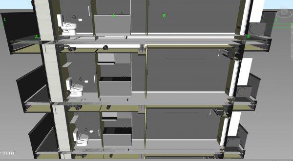 BIMによる設備3D設計