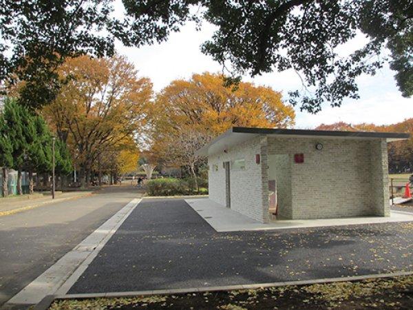 官庁案件:公園内公衆トイレ 新築工事設計・監理