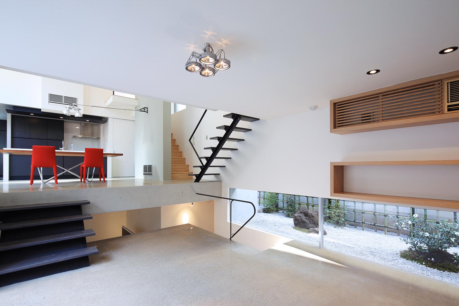 住宅設計はクライアントとセッションするようにつくっていきます