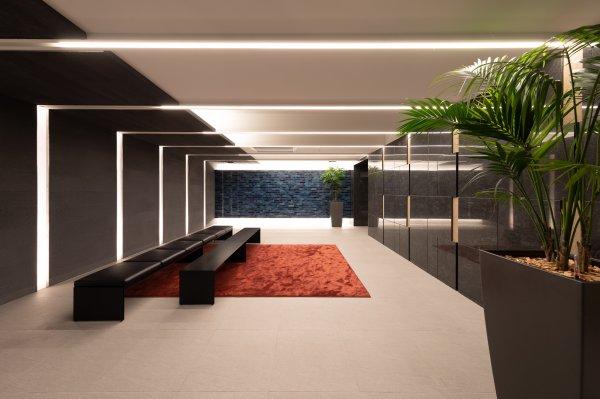 HF SYOKOJIAKABANE RESIDENCE デザイナーズマンション。内外すべて設計します