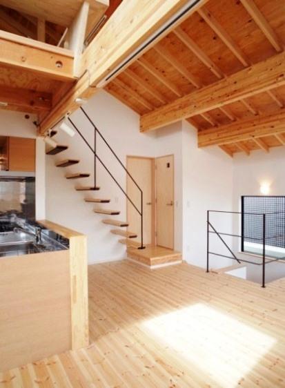 戸建て住宅事例