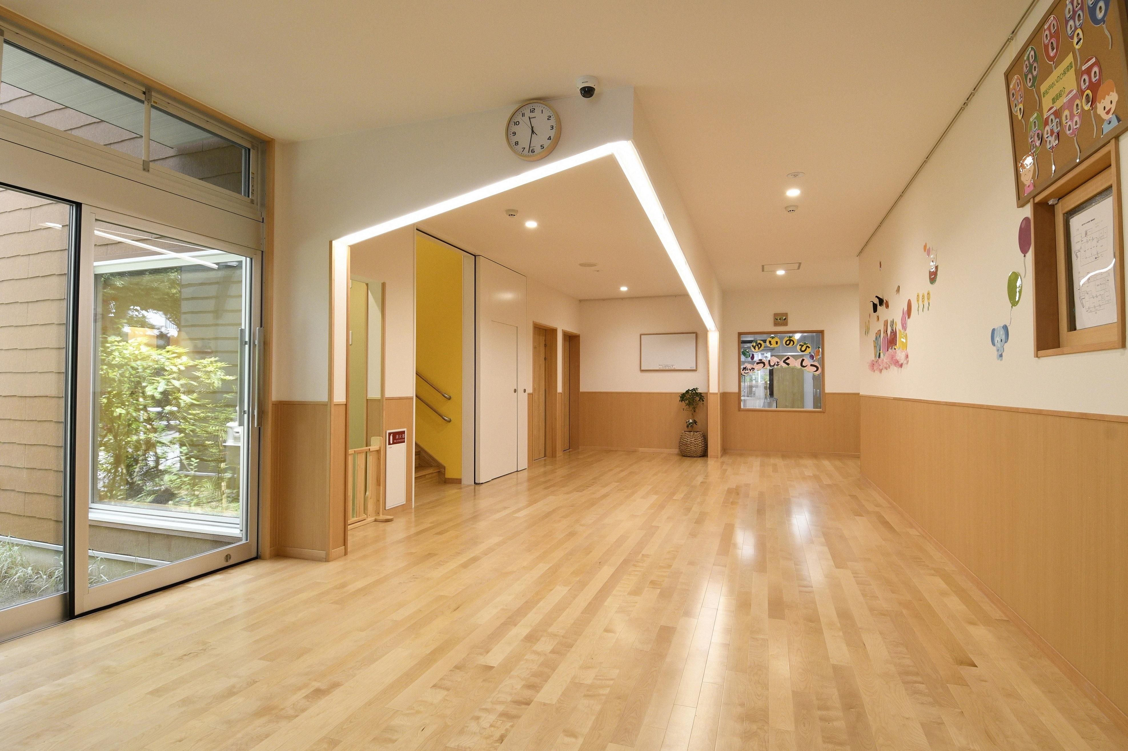 弊社設計担当:千葉県松戸市ゆいのひ保育園